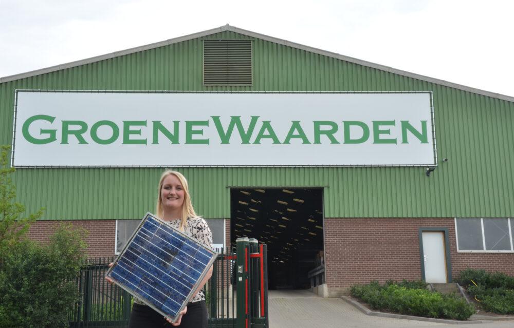 Annewil Hooijer zonnedak GroeneWaarden